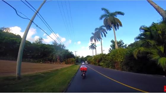 GoPro Bermuda Moped Ride 4