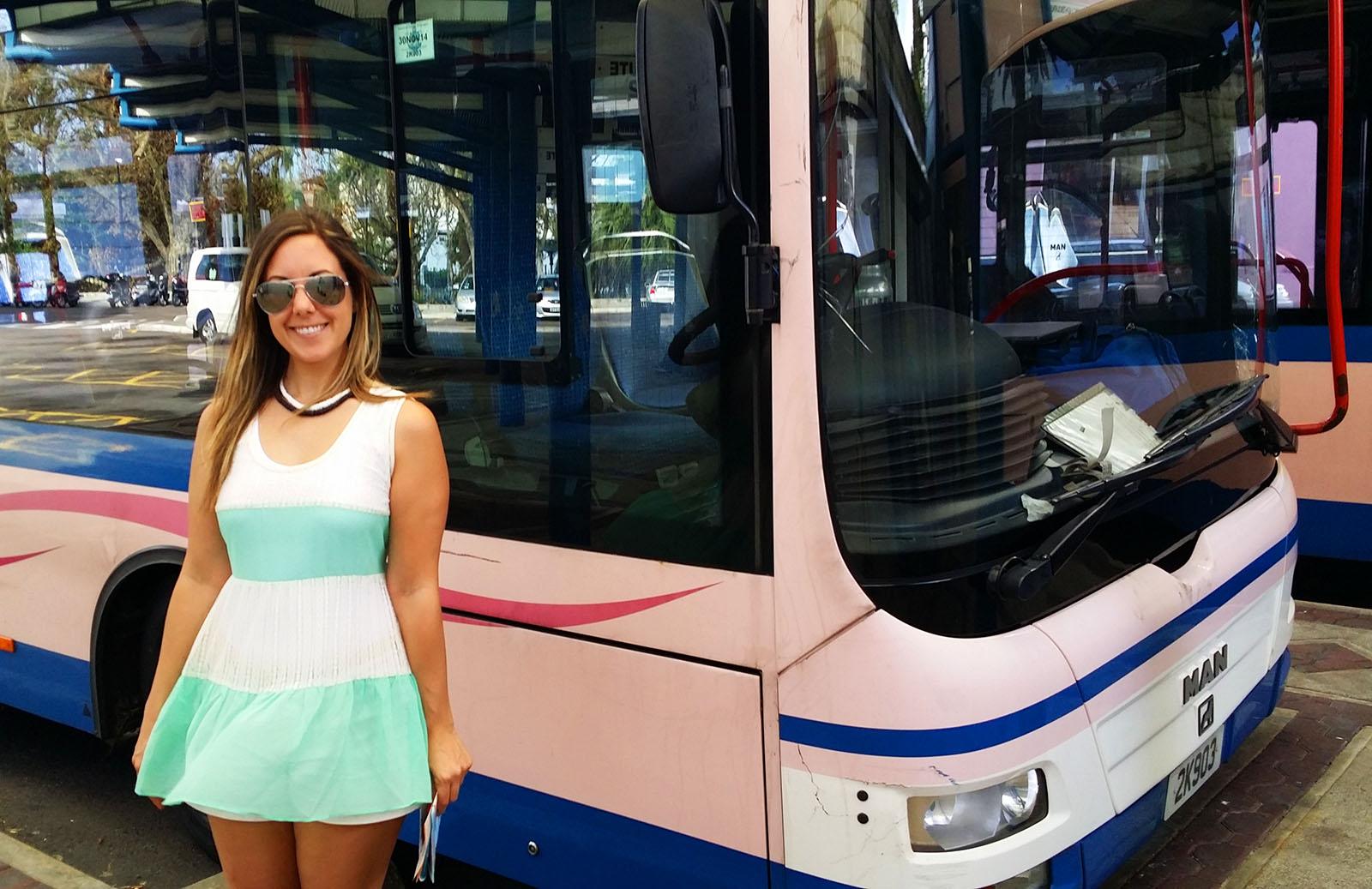 Bermuda City Bus We Are Bermuda