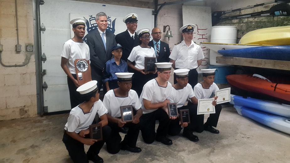 Bermuda Sea Cadets