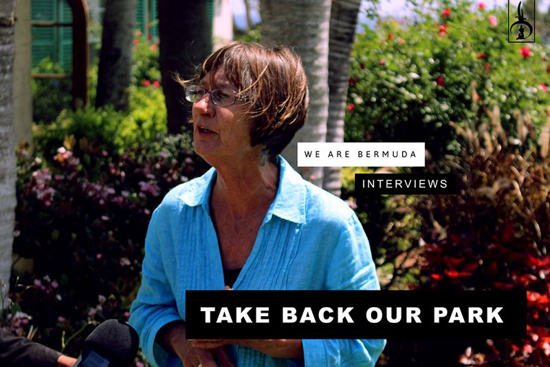 TAKE_BACK_OUR_PARK_WE ARE BERMUDA