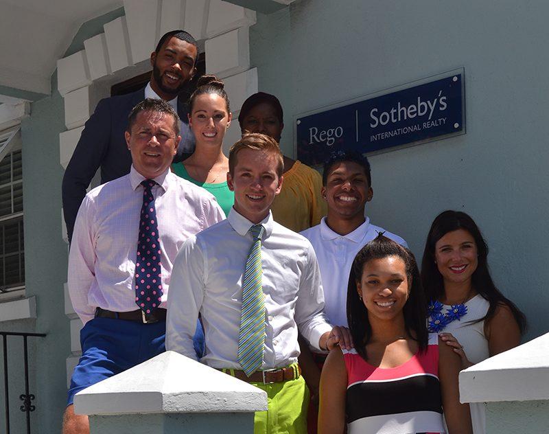 Rego Sotheby's International Realty's Summer Internship Program