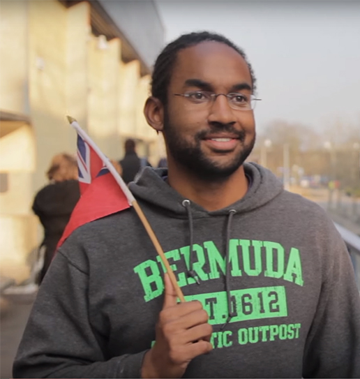 Bermudian at University – The Triangle – Episode 1