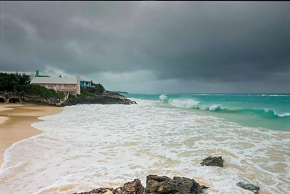 We Are Bermuda Hurricane Nicole