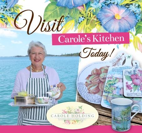 Interview: Carole Holding Studios