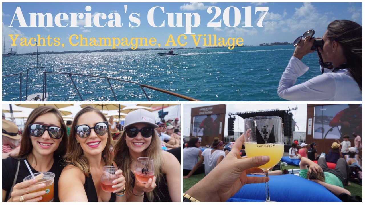 AMERICA'S CUP EXPERIENCE