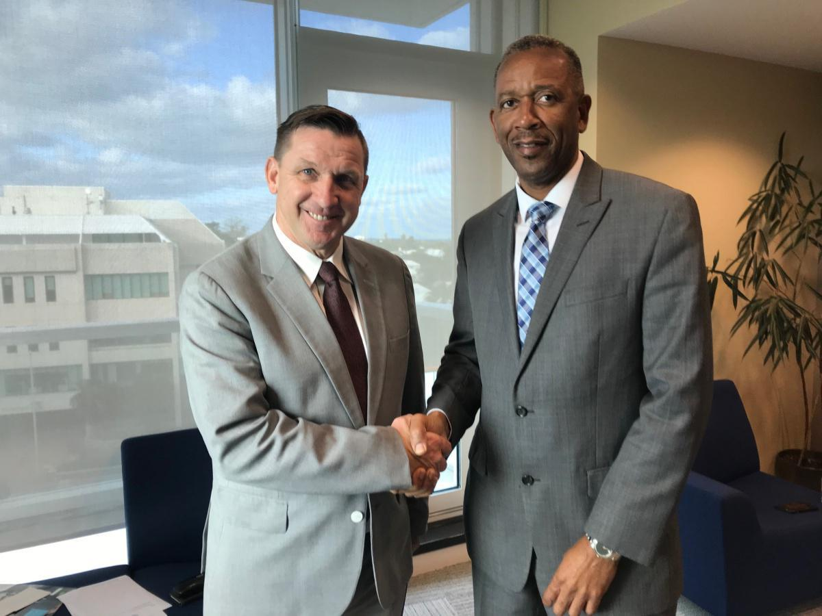 New CEO for Bermuda Shipping & Maritime Authority