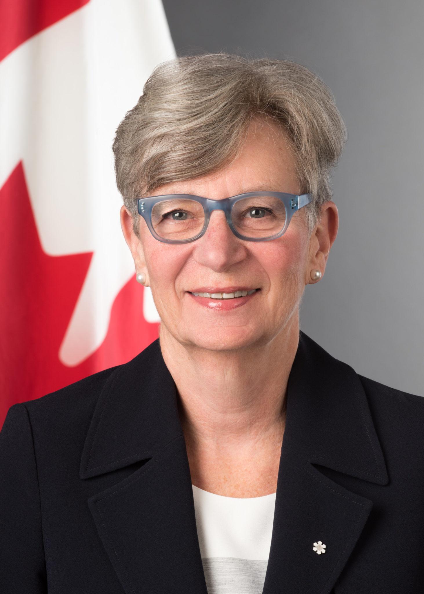 Canadian Consul General Yaffe