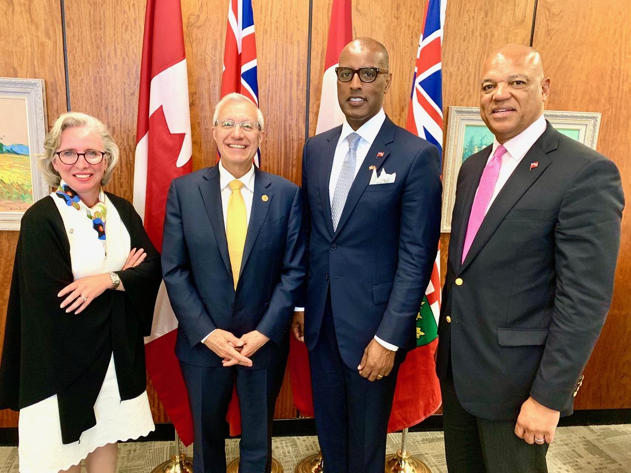 Toronto forum visit highlights business opportunities