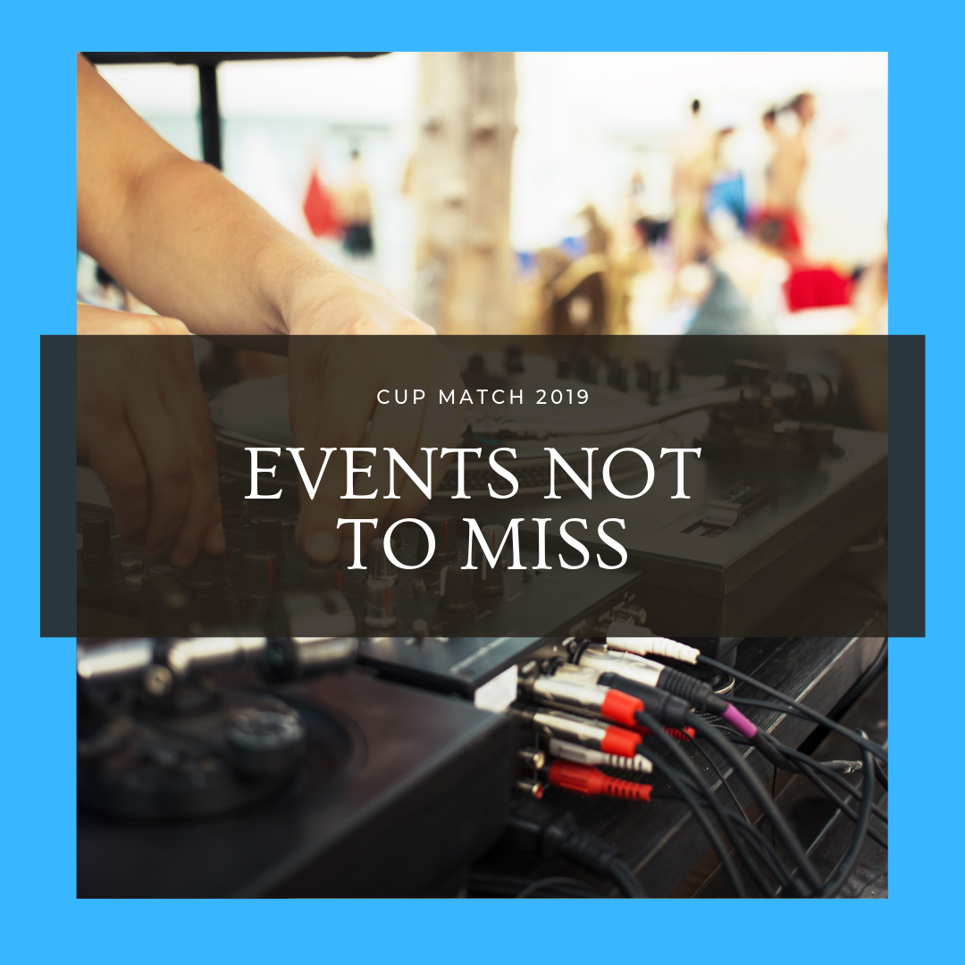 Events Not To Miss