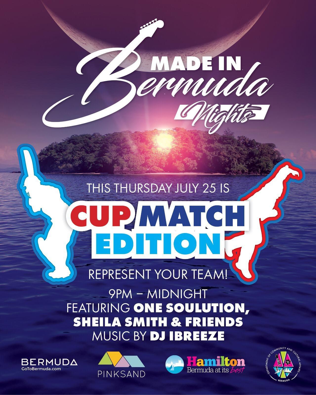 cup match