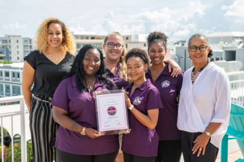 Island Tour Centre achieves National Service Standard Certification