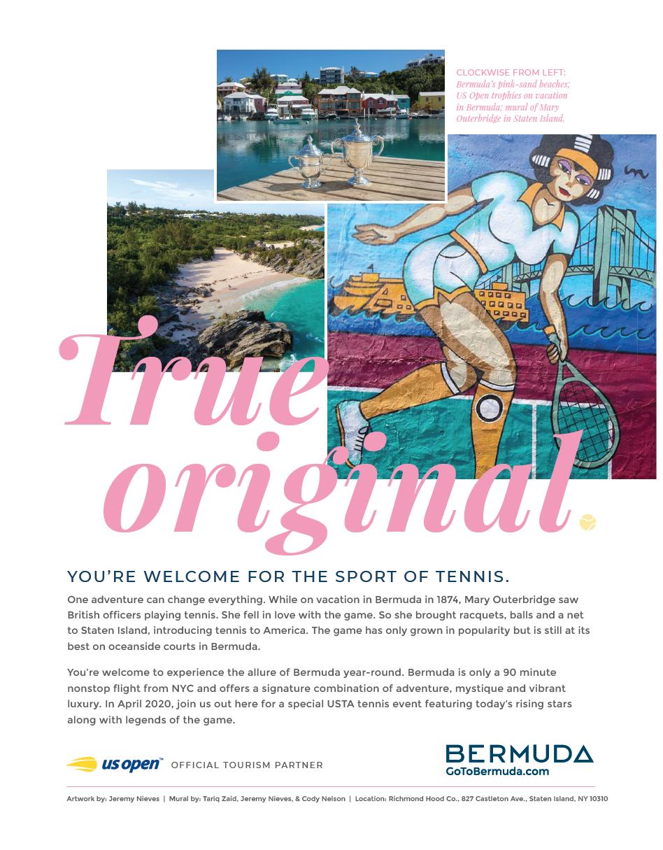Entrepreneurs invited to explore Bermuda's tennis heritage