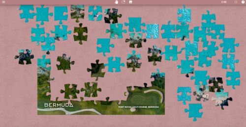 Bermuda jigsaw