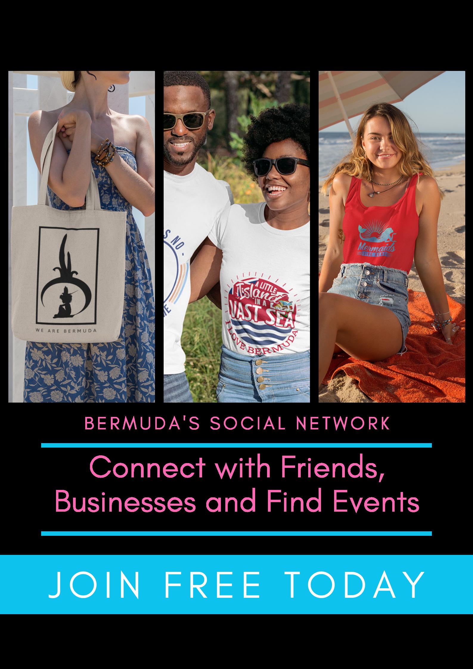 Bermuda's Social Network
